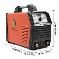 HITBOX CT4500 Plasma Cutter 220V Electric Inverter Air Plasma Cutting Machine