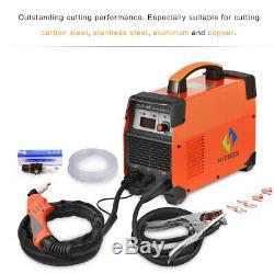 HITBOX CUT40 Plasma Cutter 40A 220V IGBT Electric Air Plasma Cutting Machine NEW