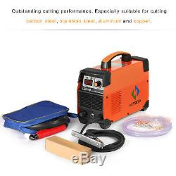 HITBOX Plasma Cutter 220Volt IGBT Plasma Cutting Machine 10mm Clean Cut Welder