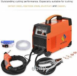 HZXVOGEN Portable Plasma Cutter CUT40 40A 220V Air Plasma Cutting Machine SALE
