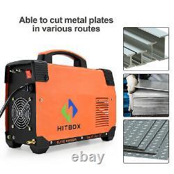 Hitbox Dual Volt Air Plasma Cutters 50A Steel Aluminum Cutting Machine 110V/220V