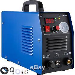 ICUT60 Plasma Cutter 60 Amp Inverter Plasma Cutting Machine 110/220V PT-31 Torch