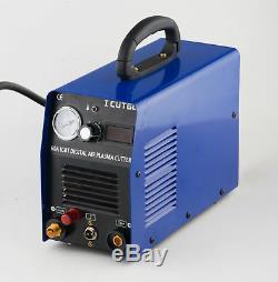 ICUT60P 60A IGBT AIR PLASMA CUTTER- WSD60 TORCH -Digital Plasma Cutting Machine