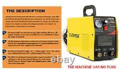 IGBT 50AMP Plasma Cutter CUT50 Plasma Cutting Machine Digital Inverter 110/220V