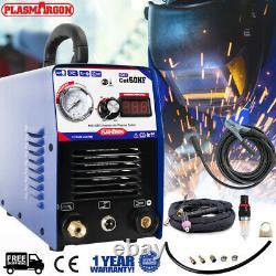 IGBT 60 Amp Air Plasma Cutter HF DC Inverter Cutting Machine Clean Cut 220V
