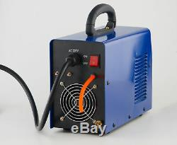 IGBT ARC 60A AIR PLASMA CUTTER WSD-60P Plasma Cutting PILOT 110/220V 2020 HQ