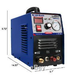 Industrial Home Digital Plasma Cutter 50 amp Pilot Arc inverter Cutting Machine