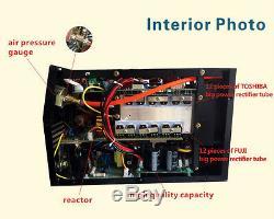 Inverter DIGITAL 50A CUT50 air Plasma Cutter cutting Machine 110/220V + Torches
