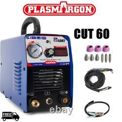 Inverter IGBT Plasma Cutter Machine Cutting Digital 110/220V CUT60 High Quality