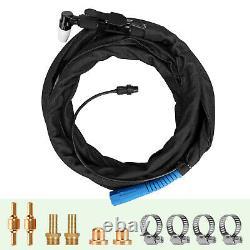 Inverter Plasma Cutter 45A 220V IGBT Digital Cutting Welding Machine 1/2 Clean