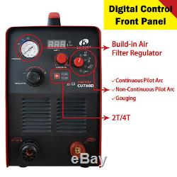 Lotos CUT60D 60Amp Digital Control CNC Non-Touch Pilot Plasma Cutter