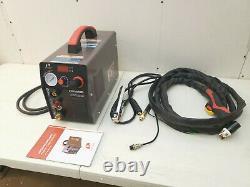 Lotos LTP5000D 50Amp Non Touch Pilot Arc Plasma Cutter Dual Voltage 1/2 Cuts