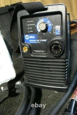 Miller Plasma Cutter Cutting System Model Spectrum 625 X-Treme CLEAN