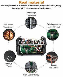 Multifunction Welder Cut/TIG/MMA Plasma Cutter 50A 200A ARC Stick Welder CT520