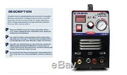 Non-Touch Pilot Arc 50A PLASMA CUTTER BRAND NEW 110/220V POWER SG-55 1/2 CLEAN