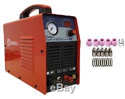 PILOT ARC PLASMA CUTTER SIMADRE 50DP 50AMP 110V/220V with 26 Consumables
