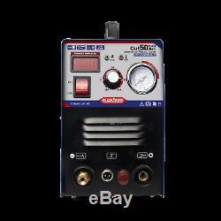 PLASMA CUTTER CUT50 PILOT INVERTER / 50A Plasma Cutting Machine WSD-60p TORCH