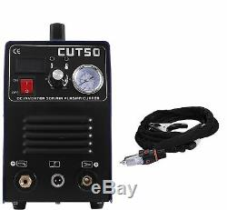 Performance Products Plasma Cutter CUT50 Digital Inverter 110/220V Dual Voltage