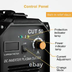Performance Products Plasma Cutter CUT50 Digital Inverter Dual Voltage 110/220V