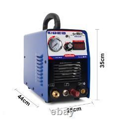 Pilot ARC Plasma Cutter CUT60P CNC Compatible P80 Torches Cutting 110/220V