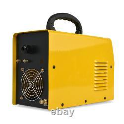 Pilot Arc 50A CUT50p Inverter DIGITAL Air Plasma Cutter 110/220V Cutting Machine
