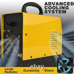 Pilot arc CUT50 50Amp Air Plasma Cutter HF Inverter Digital Cutting Machine IGBT