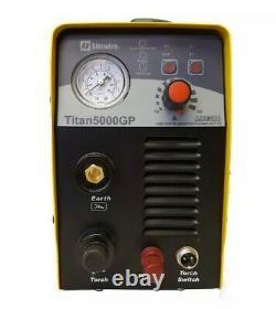 Plasma Cutter 1 Cut Pilot Arc 50amp 110v/220v Digital Igbt Simadre Ct5000gp