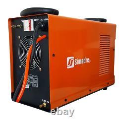 Plasma Cutter 25 Cons Pilot Arc 60sp 60amp 3/4 Inch Cut Power Torch Simadre