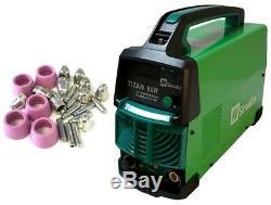 Plasma Cutter 25 Cons Simadre 50R 50 Amp 110/220V 1/2 Clean Cut