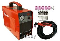 Plasma Cutter 26 Cons Pilot Arc 50A 110/220V 1/2 Clean Cut Simadre 50DP SIM-G60