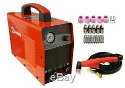 Plasma Cutter 26 Cons Pilot Arc 50dp Igbt 50amp Simadre 110/220v 1/2 Clean Cut
