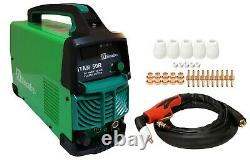 Plasma Cutter 30 Cons Simadre 50R 50 Amp 110/220V 1/2 Clean Cut Power Torch New