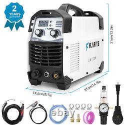 Plasma Cutter 50 AMP 110V/220V 1/2'' Clean Cut IGBT Inverter Cutting Machine FL