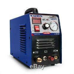 Plasma Cutter 50A Pilot Arc CNC compatible 14mm cut & WSD60P torch & consumables