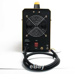 Plasma Cutter 50A Pilot Arc Inverter Cutting Machine 110/220V With Accessories