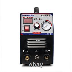 Plasma Cutter 50A cut50 & Cutting Torch +Consmables HF Start 1-14mm 60% Duty HQ