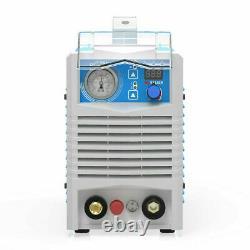 Plasma Cutter 55A HF DC Inverter 110/230V Cutting Machine 1/2 Inch Clean Cut