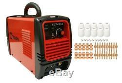 Plasma Cutter 60 Cons Simadre 50RX 50A 110/220V 1/2 Clean Cut Power Torch