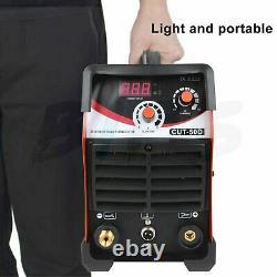 Plasma Cutter CUT-50D 50 AMP 110/220 V Dual Voltage Air Plasma Cutting Machine