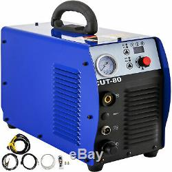 Plasma Cutter Cut-80 80A Air Plasma Digital Inverter Welder Cutting Machine 220V