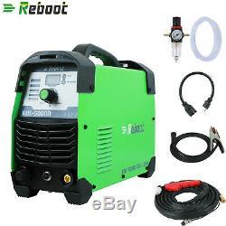 Plasma Cutter Cut50 110/220V IGBT Digital Cutting Welding Machine 1/2 Clean Cut