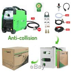 Plasma Cutter Cut50 amps 110/220V Dual Voltage Inverter Welding Cutting Machine