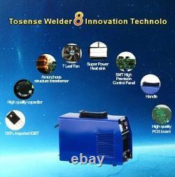 Plasma Cutter Machine 60A 16mm Cutting HF Inverter DC 240V AG60 torch&consumable
