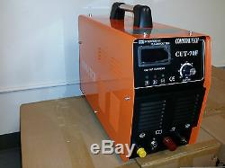 Plasma Cutter Pilot ARC CUT70F IGBT 70AMP Inverter Voltage 220V & 18 Consumables