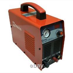Plasma Cutter Pilot Arc 15 Cons 50a Simadre 110/220v 1/2 Clean Cut Easy 50dp