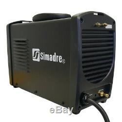 Plasma Cutter Pilot Arc 50 Cons Simadre 50dp 50a 110v/220v 1/2 Clean Cut Easy