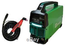 Plasma Cutter Simadre 50R 50 Amp 110/220V 1/2 Clean Cut 60A Torch New