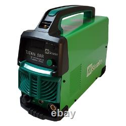 Plasma Cutter Simadre 50R 50A Dual Voltage 110/220V 1/2 Cut Power Torch New