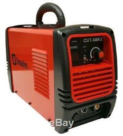 Plasma Cutter Simadre 50rx 110/220v 50 Amp 1/2 Clean Cut Power Torch