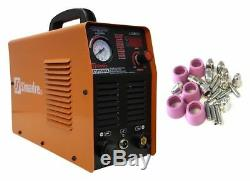 Plasma Cutter Simadre 50rx IGBT 50 Amp 110/220 Power 1/2 Clean Cut 25 Cons 2019
